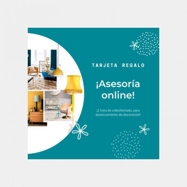 tarjeta regalo asesoría online