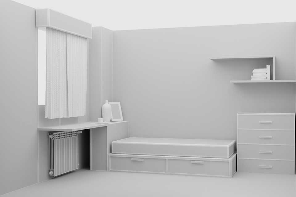 previsualización dormitorio-juvenil