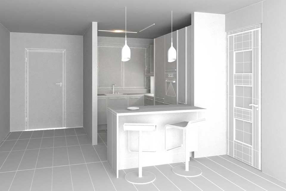 previsualización diseño-cocina-3d